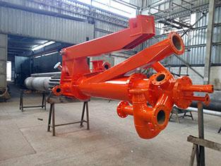 Turbo-Jet AF rotary kiln burners FCT Combustion