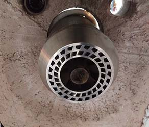 Iron Ore Pellet Kiln Burners; traveling grate kiln for iron-ore