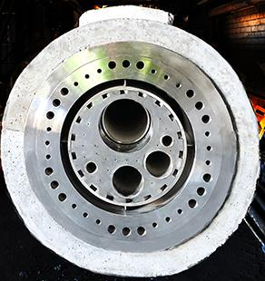Turbu-Flex Burners.Rotary kilns in the cement industry.